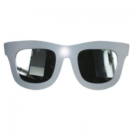 Specchio Occhiali da Sole Bianco