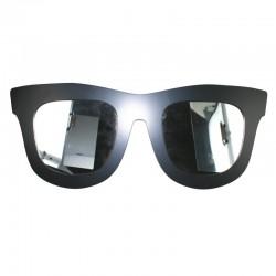 Specchio Occhiali da Sole Nero