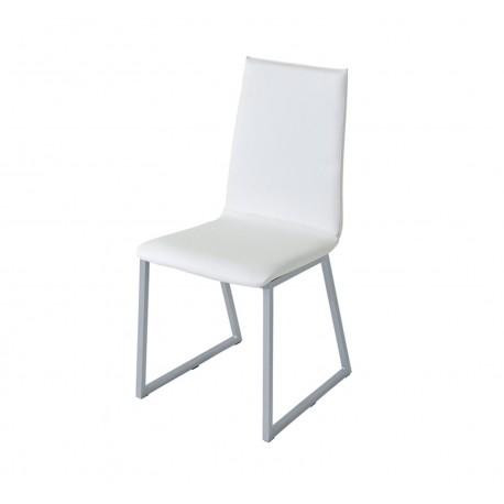 2 Sedie Erika Bianca Mdm Arredo Mobili Complementi E Accessori Di Design