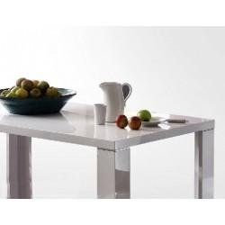 Tavolo da pranzo Bianco Lucido