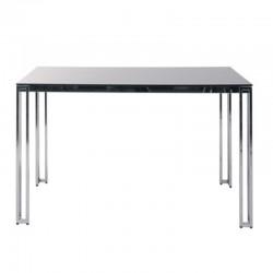 Tavolo da Pranzo Vetro Nero