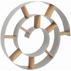 Scaffale/Porta CD Chiocciola