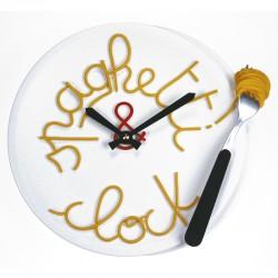 """Orologio da Parete Mangiatempo """"Spaghetti & Clock"""""""