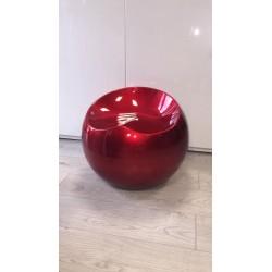 Pouff Rosso